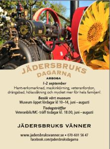 Affisch Dagarna mm