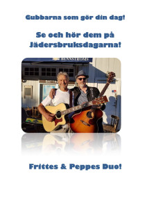 Frittes o Peppes duo