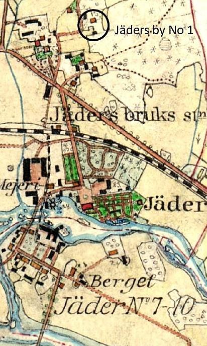 Jäders by No 1