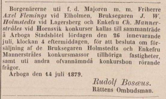Konkurs 1879