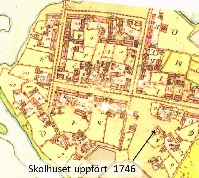 Skolhus 1746