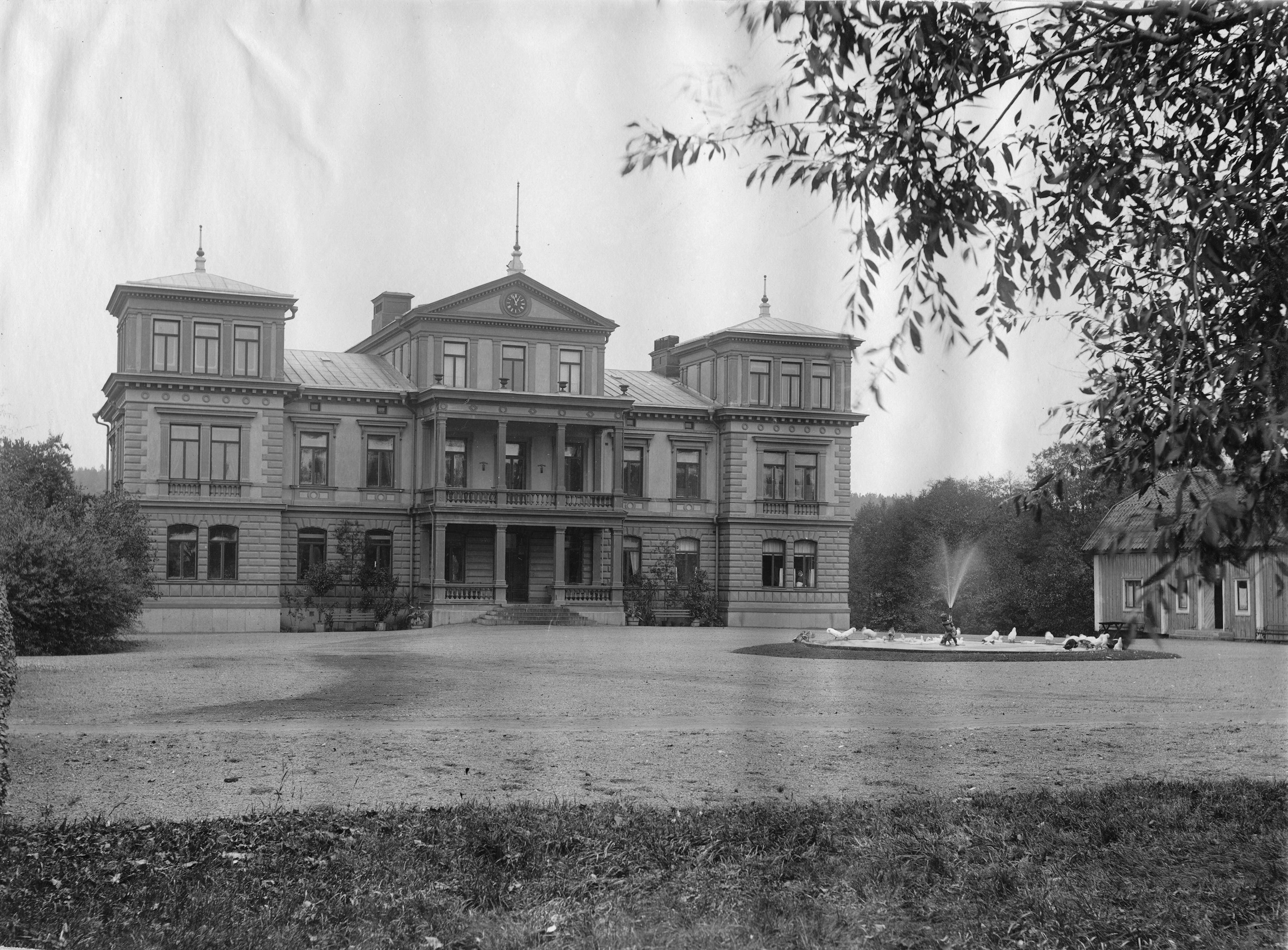 Herrgården 1900